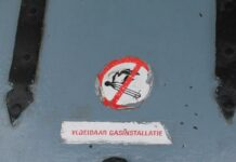 Vloeibaar gasinstallatie gasveilig
